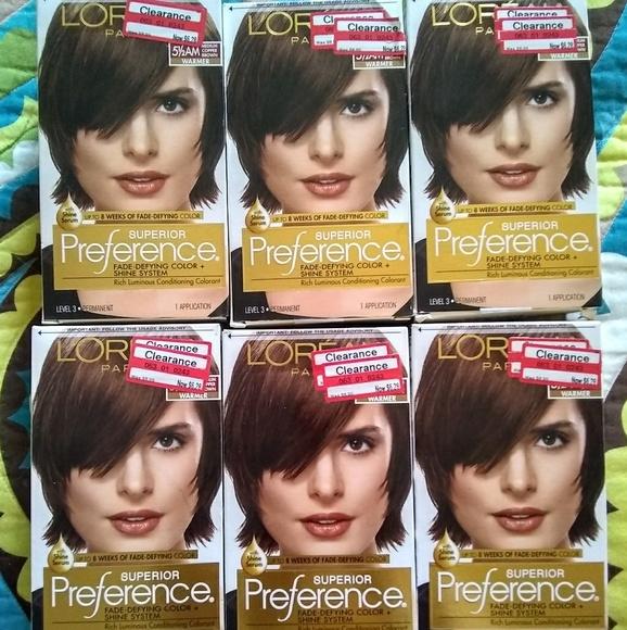 loreal paris Other - L'Oréal paris hair color lot